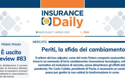 INSURANCE DAILY INTERVISTA CARLO COLETTA